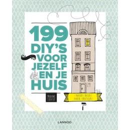 199 DIY 'S voor jezelf en je huis
