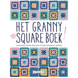 Het granny square boek